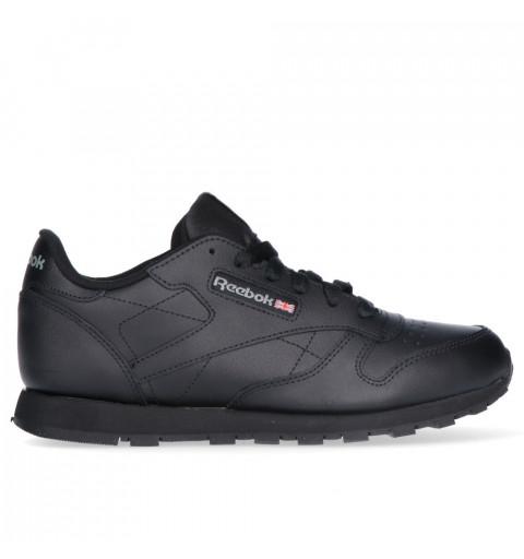 Reebok Classic Leather Jr Black