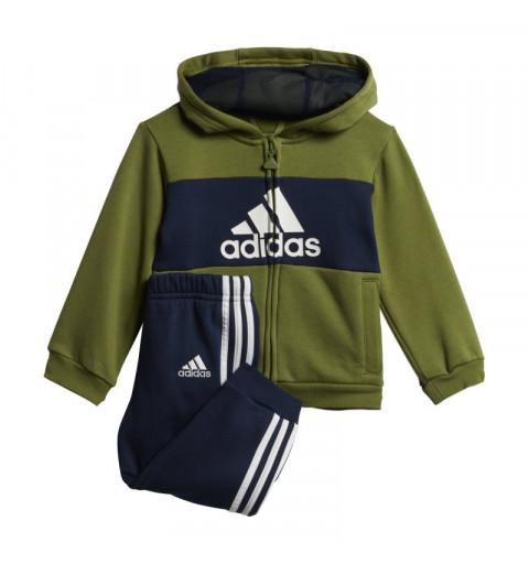 Chandal Adidas I Log Fzhd J Fl Tecoli-Navy