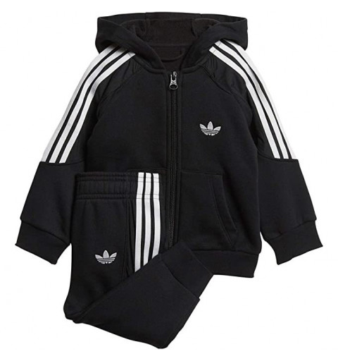 Chandal Adidas Radkin Hoodie Black