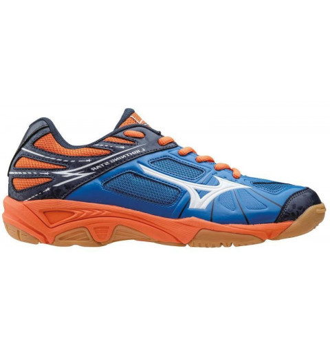 Mizuno Lightning Star Z Volleyball Azul-Blanco