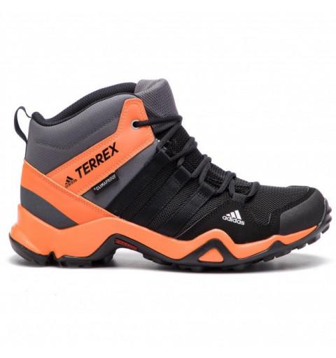 Adidas Terrex AX2R Mid CP K Negra