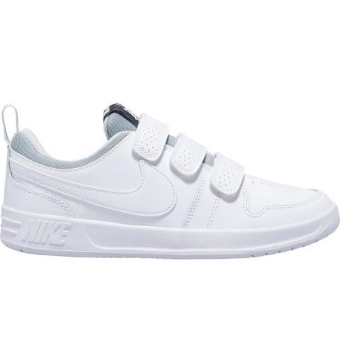 Nike Pico 5 White-White