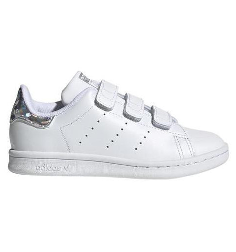 Adidas Stan Smith Cf C Blanca-Gris