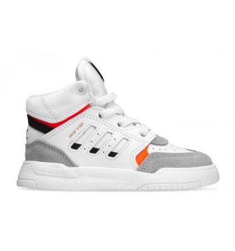Adidas Drop Step I White-Grant