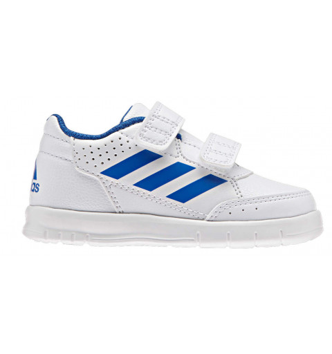 Adidas AltaSport CF I Blanca-Azul