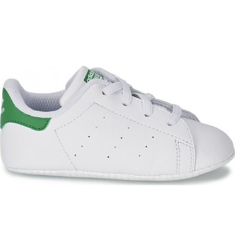 Stan Smith Crib Blanco-Verde