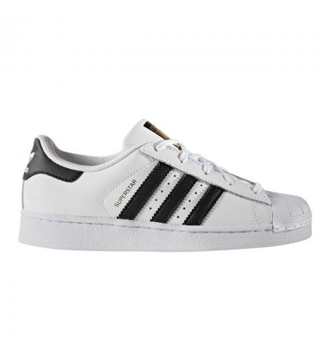 Adidas Superstar BA8378 Blanca-Negra