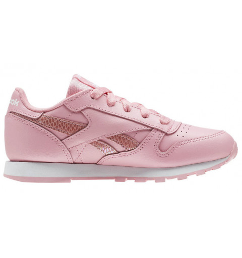 Reebok CL Leather Spring Rosa