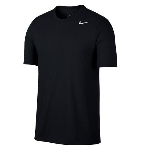 Camiseta Nike Dry Tee DFC Crew Solid Negra