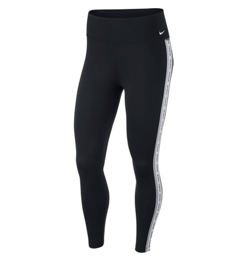Leggin Nike W Tight Crop Novelt Negra