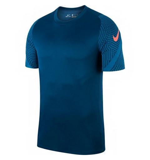 Camiseta Nike BRT Strike Top Turquesa