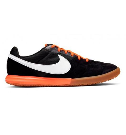 Nike Premier II Sala Negra-Naranja