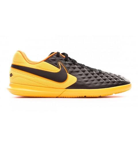 Nike Tiempo Legend 8 Club IC Negra-Naranja
