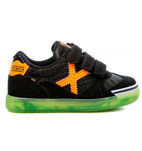 Munich G-3 Kid Glow Black