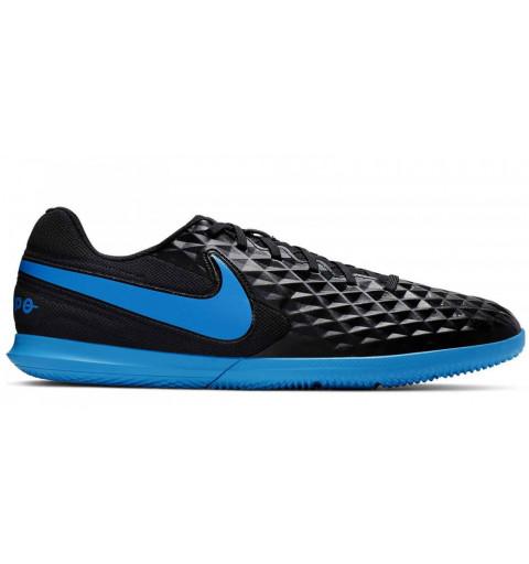 Nike Legend 8 Club IC Black-Blue