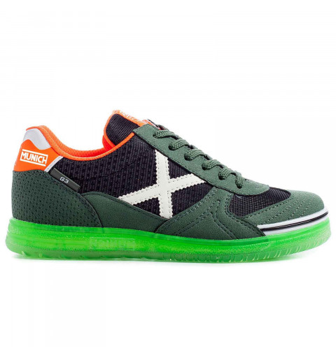 Munich G-3 Kid Glow 892 Verde