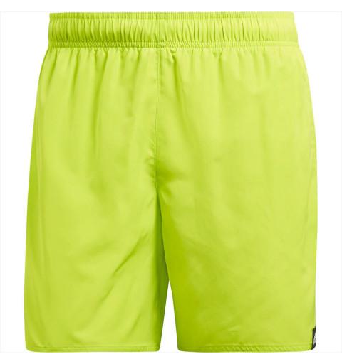Bañador Adidas Solid Fluor