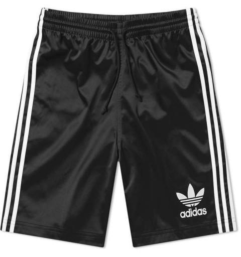 Short Adidas Satin Black