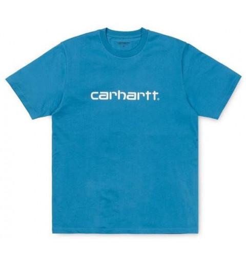 Camiseta Carhartt Script Pizol