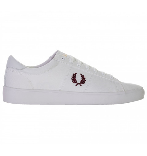 Fred Perry Spencer CV Blanca
