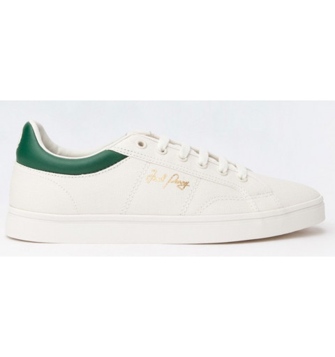 Fred Perry Sidespin Canvas Porcelana