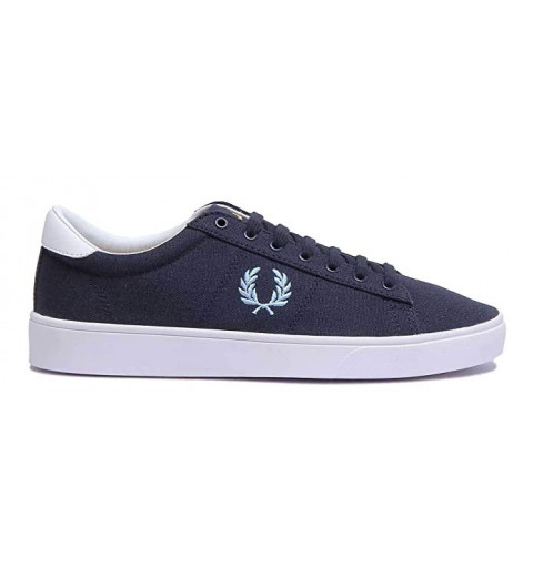 Fred Perry Spencer CV Marino