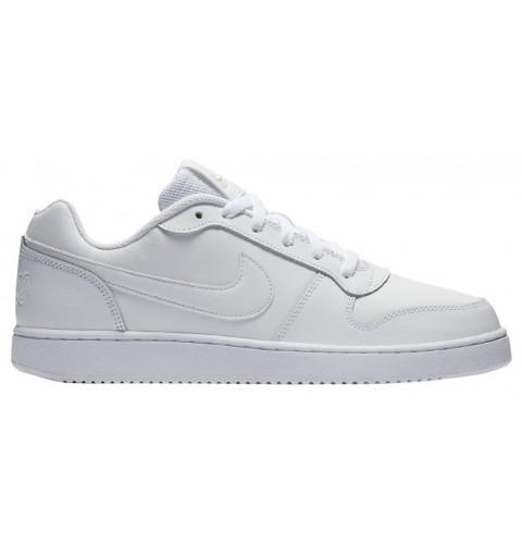 Nike Ebernon Low White-White