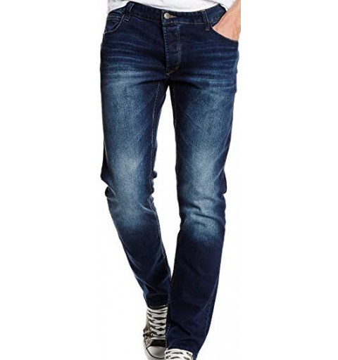 Jeans Solid Joy Stretch Blue