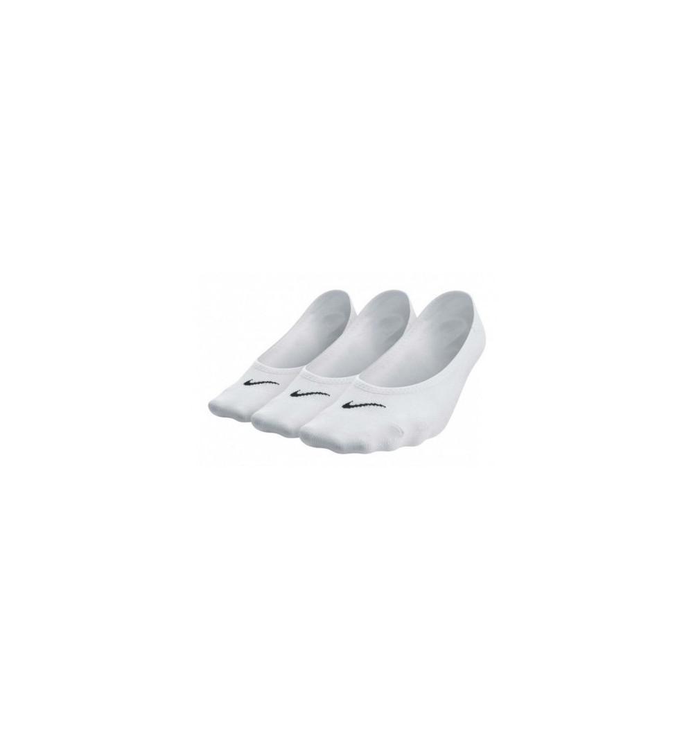 Calcetin Nike W Invisible Blanco