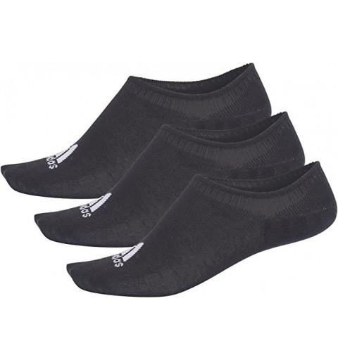Calcetin Adidas Invisible Negro