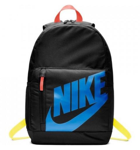 Mochila Nike Elemental Negra-Azul