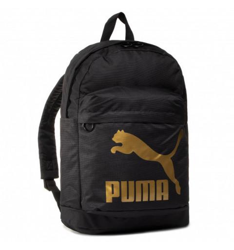 Mochila Puma W Core Seasonal Archive Black