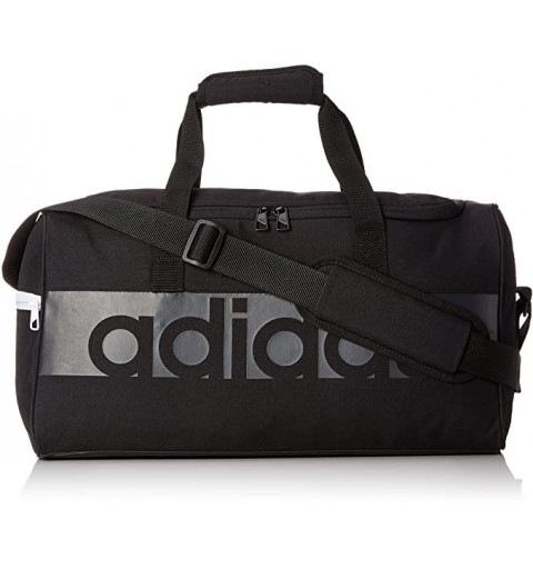 Bolso Adidas Tiro Lin TB M Negro