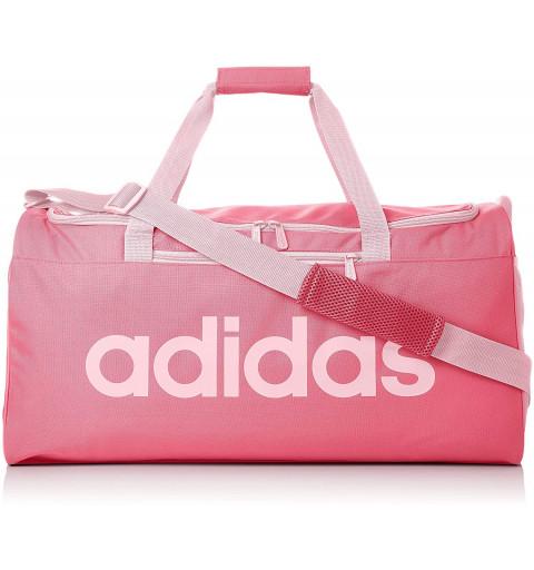 Bolso Adidas Lin Core Duf M Sesopink