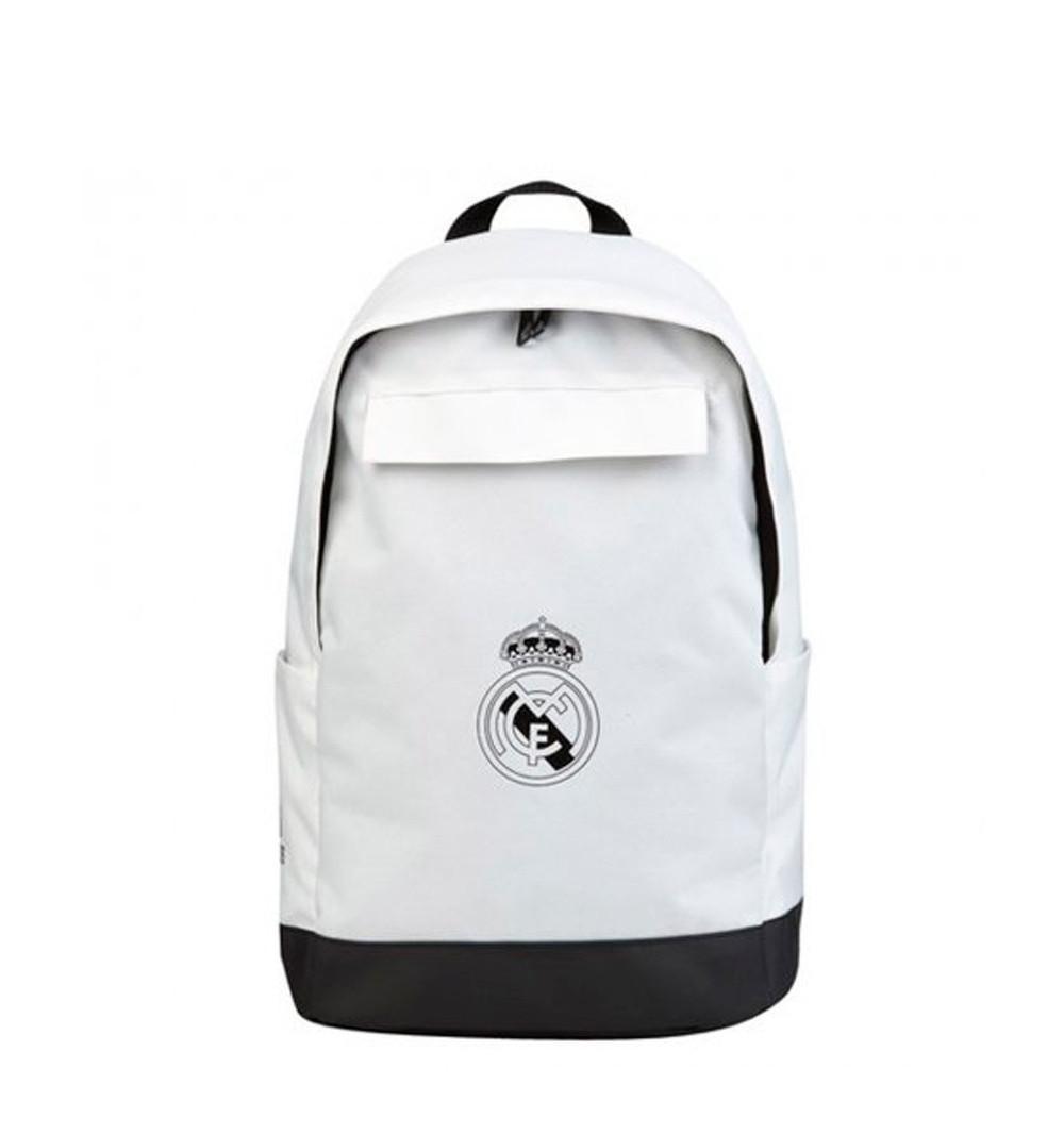 Mochila Real Madrid Blanca
