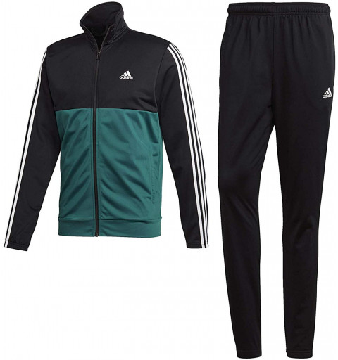 Chandal Adidas Back2bas 3S Verde