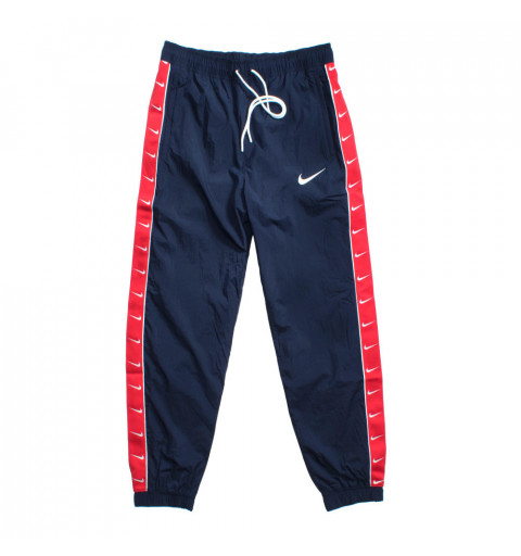 Pantalón Nike M NSW Swoosh Obsidean-Red