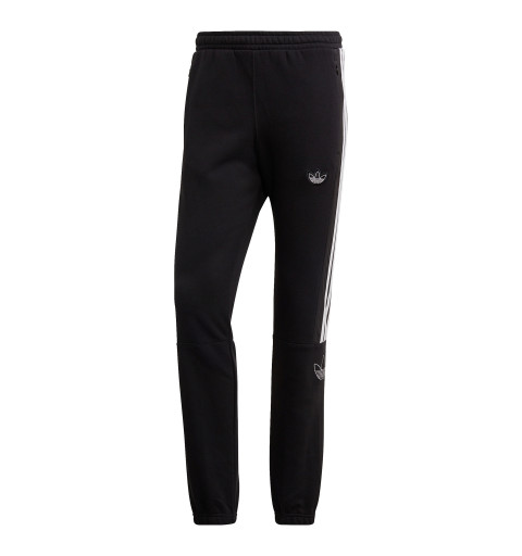 Pantalón Adidas Outline Sp Flc Black