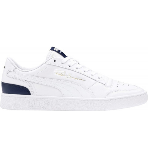 Puma Ralph Sampson Lo White/Peacoat