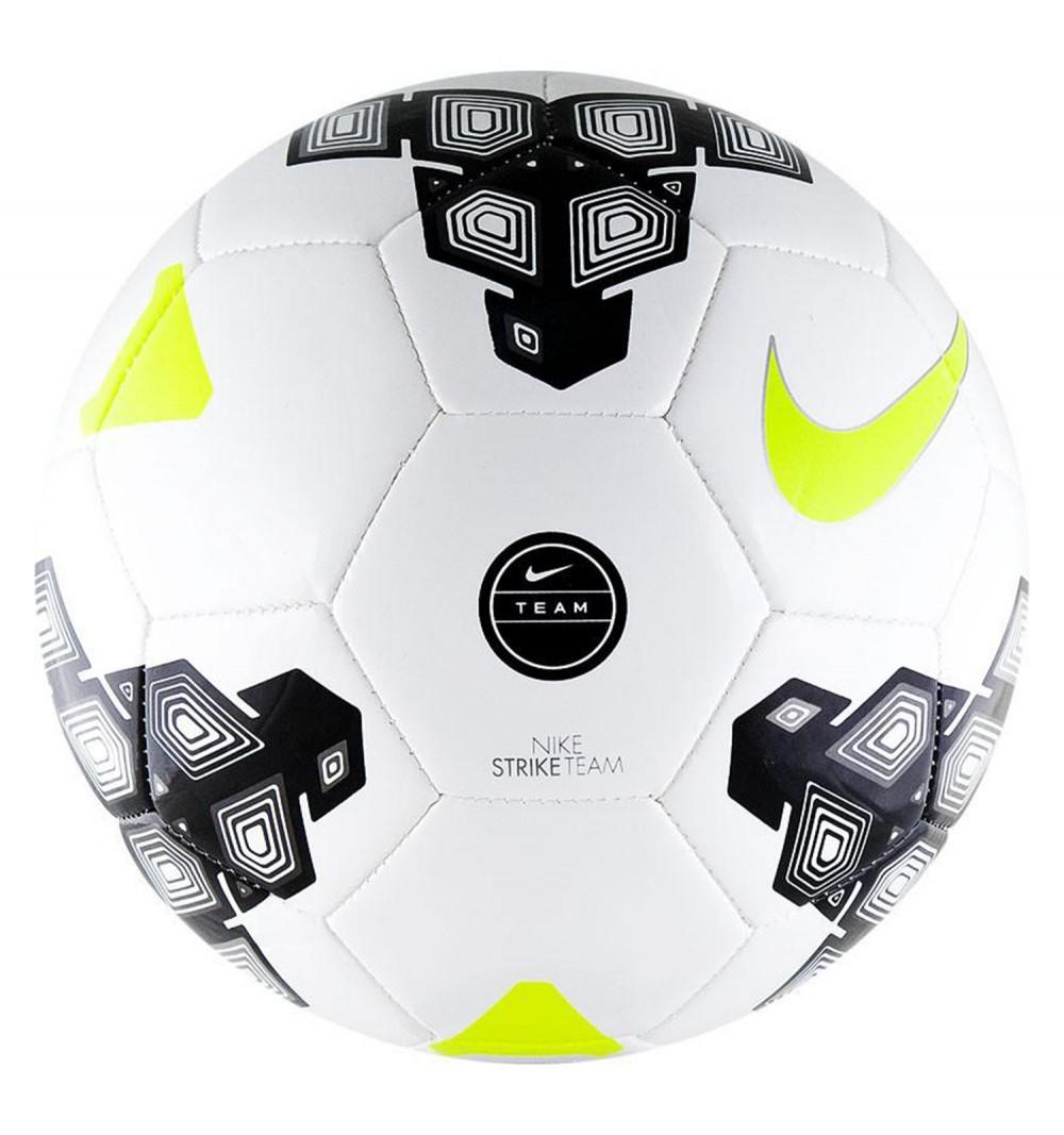 Alergia mármol Imperial  Balon Nike Strike SC2678 107 Blanco