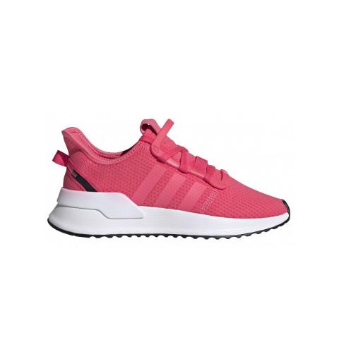 Adidas U_Path Run Junior Rosa