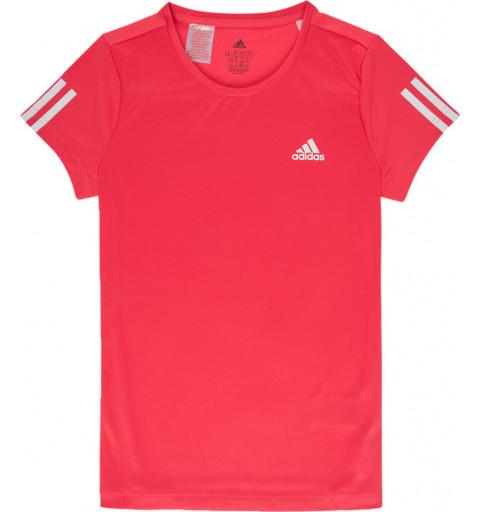 Camiseta Adidas Niña Equipment Rosa