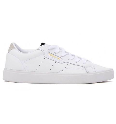 Adidas Sleek Mujer Blanca