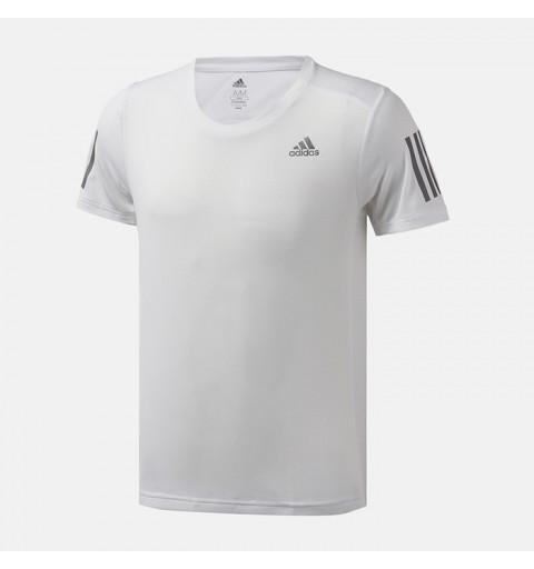 Camiseta Adidas Own The Run Blanca