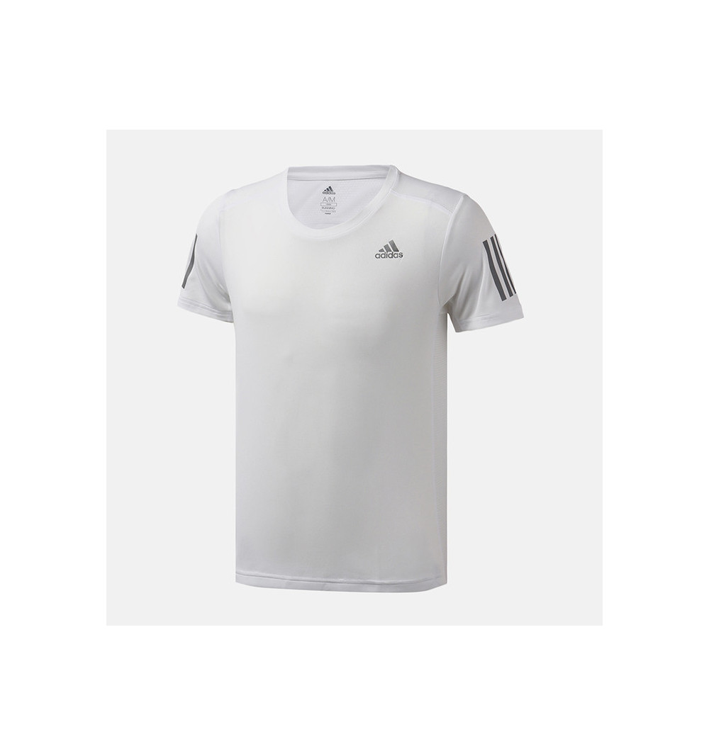 Camiseta Adidas Own The Run Blanca