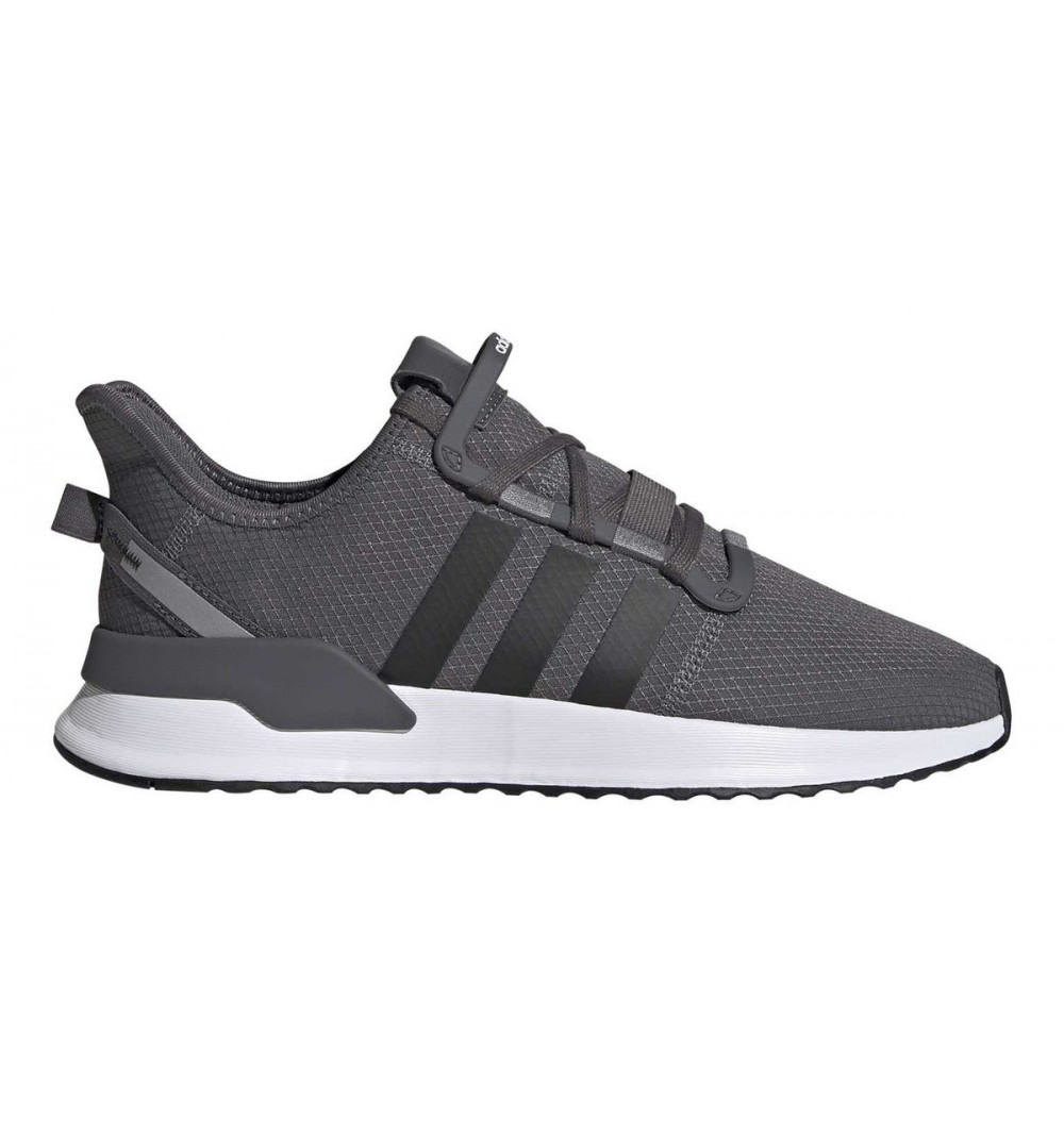 Adidas U_Path Run Gris-Negra