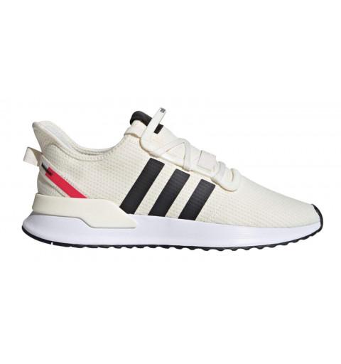 Adidas U_Path Run Blanca-Negra-Roja