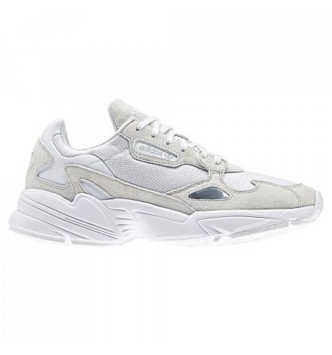 Adidas Falcon W Blanco-Gris