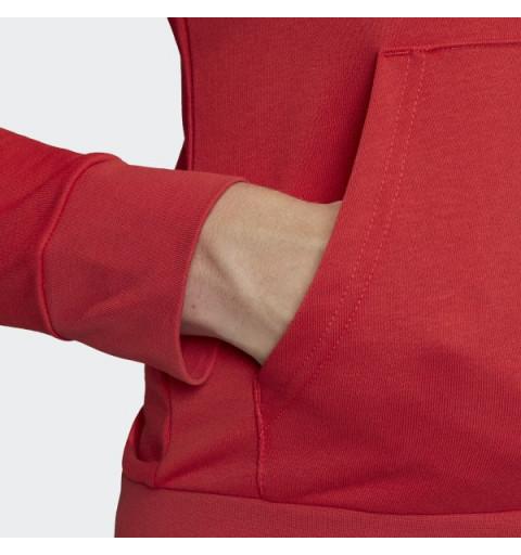 Fuera de plazo No hagas Asesinar  Sudadera Adidas Mujer Essentials Capucha Roja