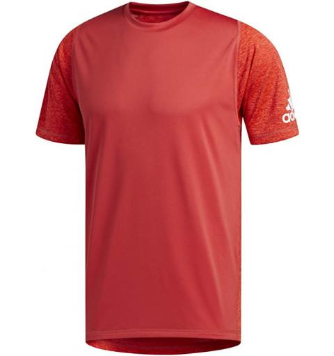 Camiseta Adidas FL Geo Roja